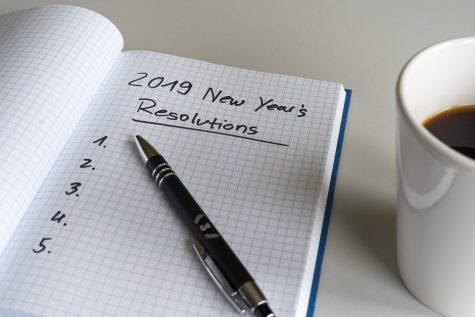 New Years Resolution Ideas for 2019
