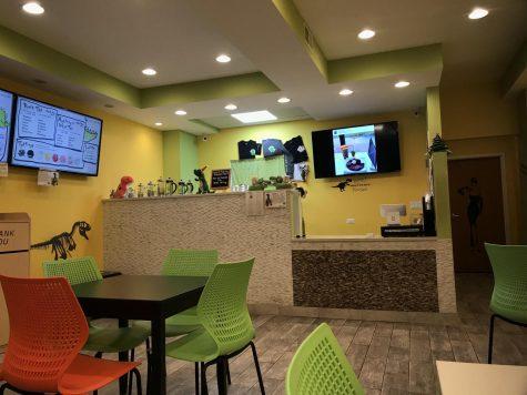 TeaRex Bubble Tea Cafe: Worth the Roar?