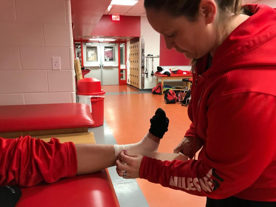 Laura Gorski: Athletic Trainer by Day, Baker by Night