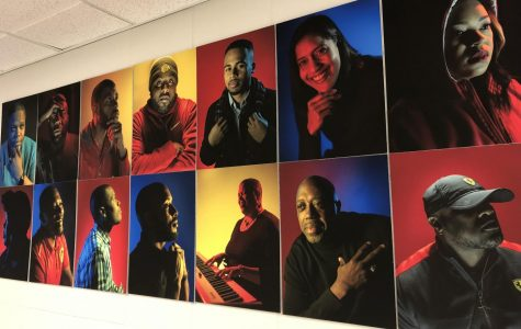 New Art Installation Celebrates West's Black Professionals