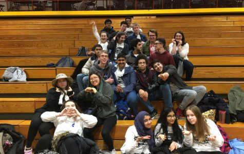 Science Olympiad Has High Spirits for Upcoming Regional Tournament