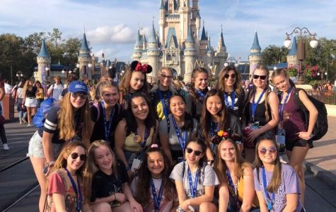 Poms Dances Their Way to Nationals
