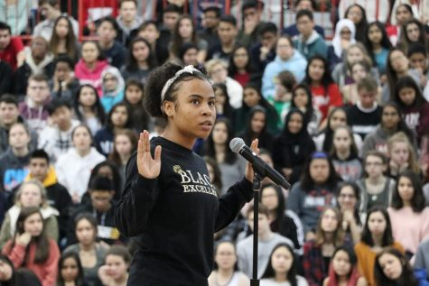 Niles West to Celebrate Poetry Day on Thursday