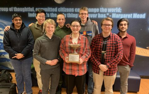 Scholastic Bowl Takes Conference Championship Title
