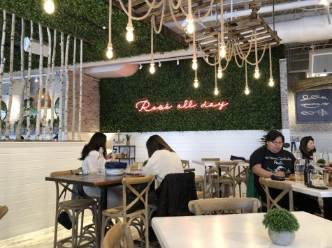 A New Place To Be Social: The Hampton Social