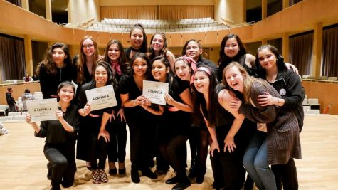 Niles West A Capella Competes at ICHSA