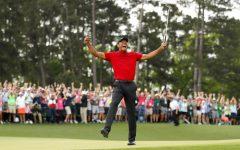 Tiger Woods Captures Fifth Green Jacket