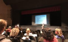 'Next Steps' Meeting Helps Juniors Prepare for College