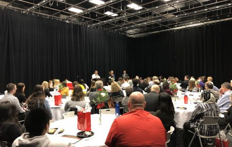 Students Acknowledged at Principal's Recognition Breakfast