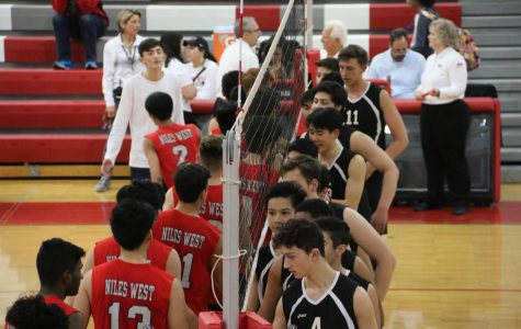 Niles West Boys Volleyball Team Suspended