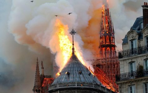 West Reacts to Notre Dame Cathedral Fire
