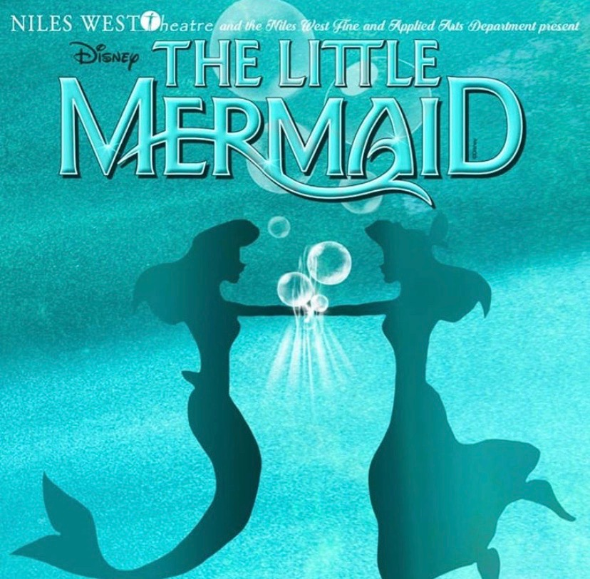 The+Niles+West+Theatre+Department+will+be+performing+%22The+Little+Mermaid%22+this+weekend.
