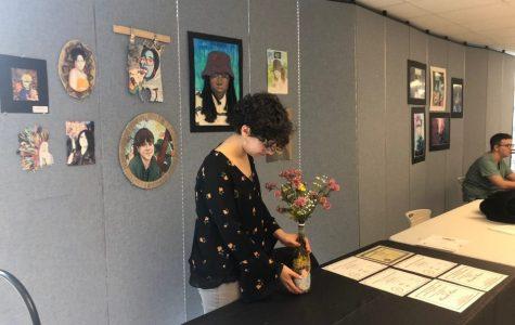 AP Student Art Display