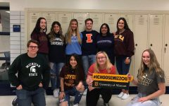 Class of 2019 College Decisions