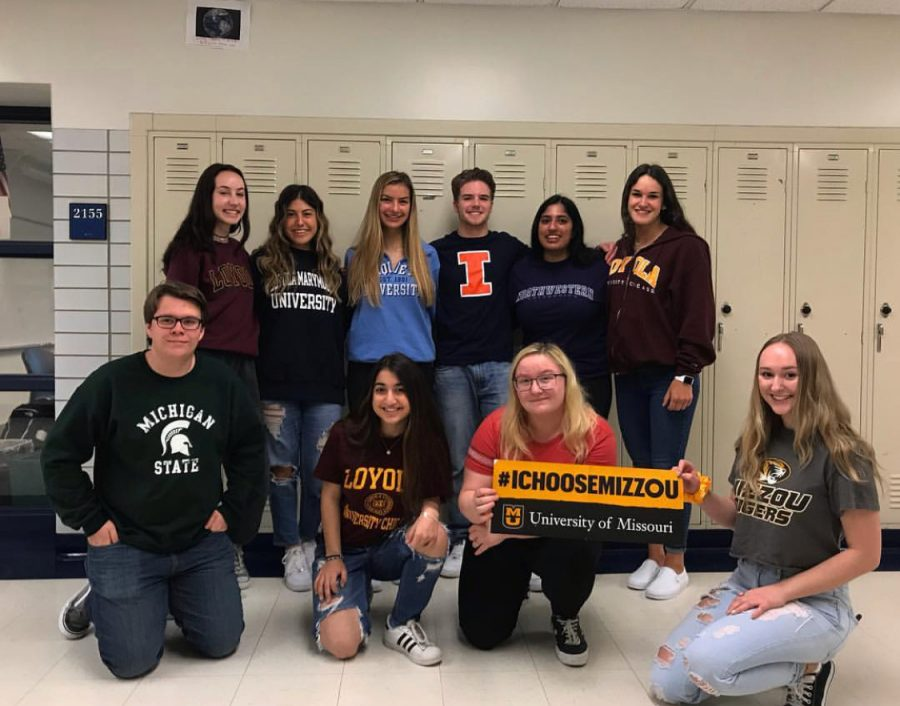 Class+of+2019+College+Decisions