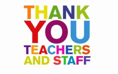 Niles West Students Thank Staff on Staff Appreciation Day