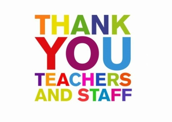 Niles West Students Thank Staff on Staff Appreciation Day – Niles West News