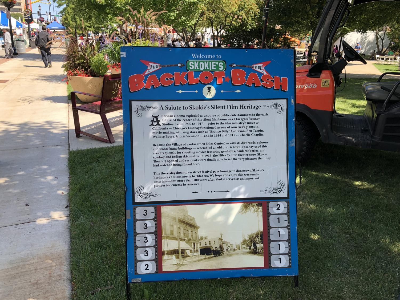 A crash course of Backlot Bash history at the carnival.