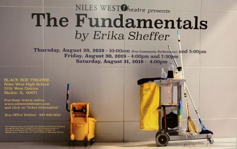 "Niles West Theatre Starting off the School Year With ""The Fundamentals"""