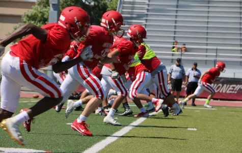 Red and White Scrimmage 2019