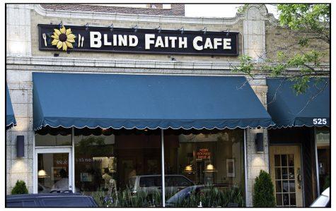 Blind Faith Cafe: A Hidden Vegetarian Gem