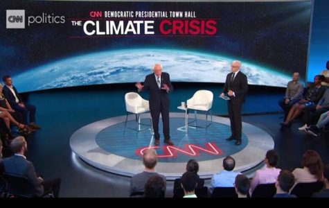 Democratic Candidates Focus on Climate Change in CNN Town Halls