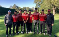 Boys Golf Season Comes to a Close