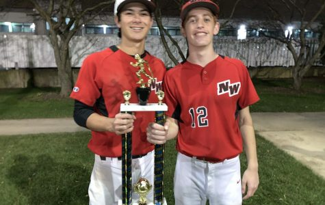 Varsity Baseball Team Takes Second Place in Fall Season