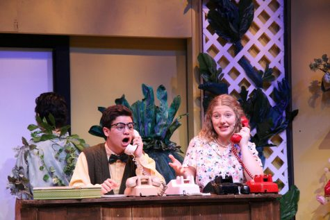 "A Spooky Spectacular: ""Little Shop of Horrors"""