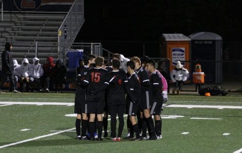 Boys Varsity Soccer vs Prospect Recap