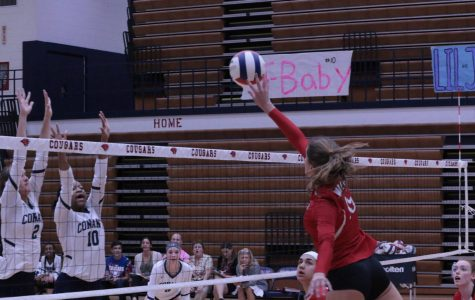Girls Varsity Volleyball Vs Conant Recap