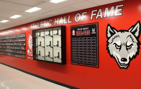 West Honors Athletic Hall of Fame Inductees