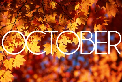 What's Up, October?