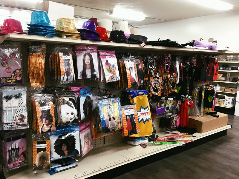 Top 5 Places To Get Your Halloween Costume