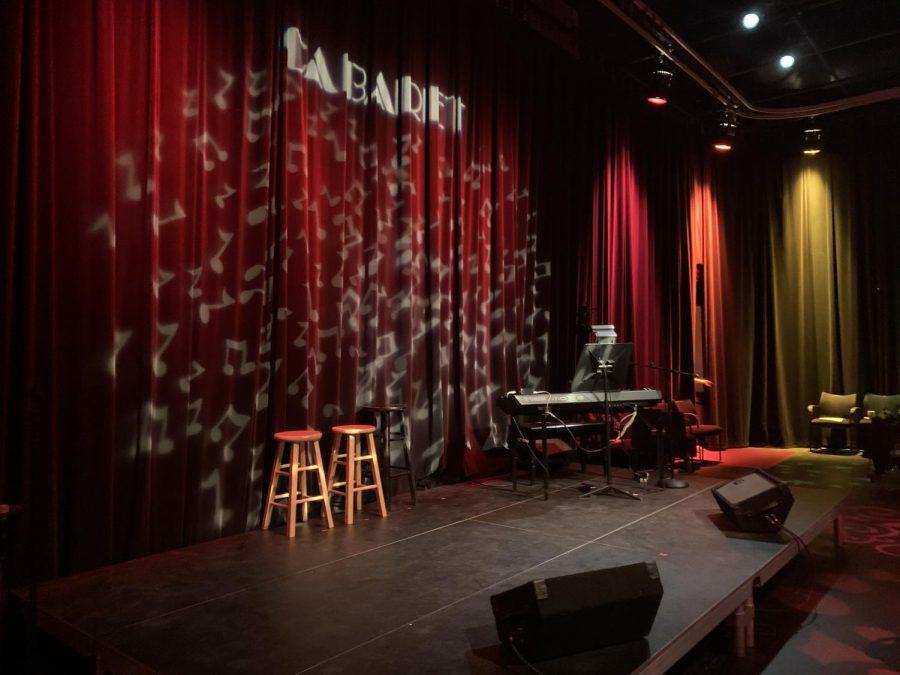 coffeehouse+stage+setup