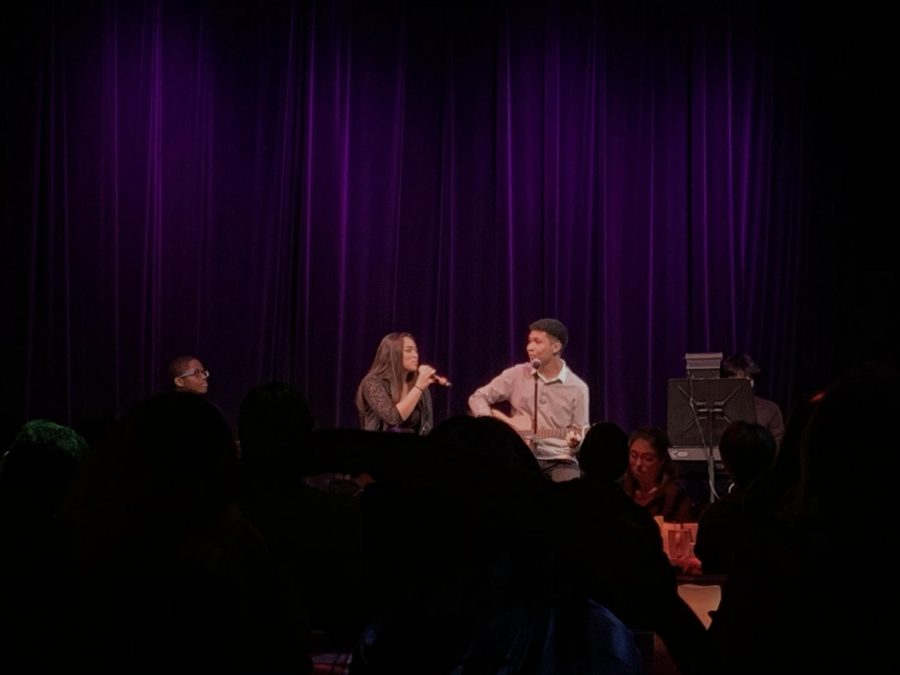 coffeehouse performers