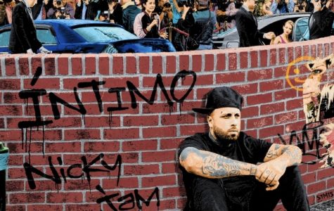 Nicky Jam's newest album,