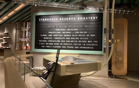 World's Largest Starbucks Opens Up in Chicago