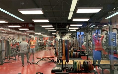 West's Weight Room Re-Opens After School