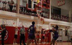 Varsity Boys Basketball Defeated by North Recap