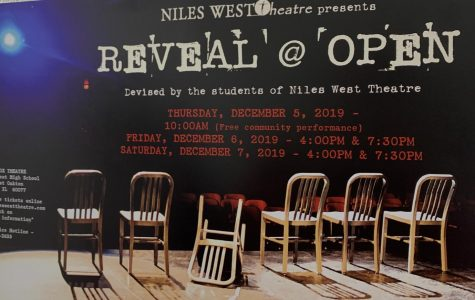 "Niles West Theatre Presents ""Reveal @ Open"""