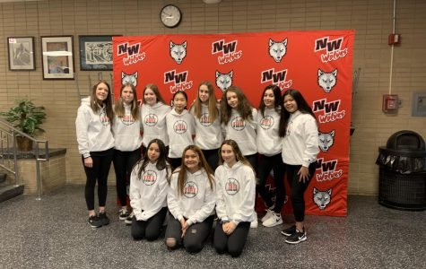 Dance Team State Send-off