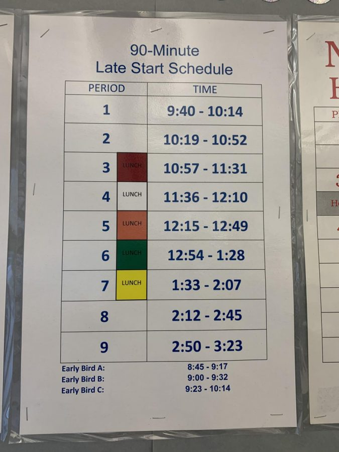 90+minute+Late+Start+Bell+Schedule+