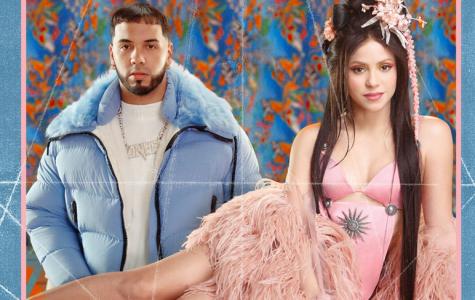 Cover art for Shakira's new single
