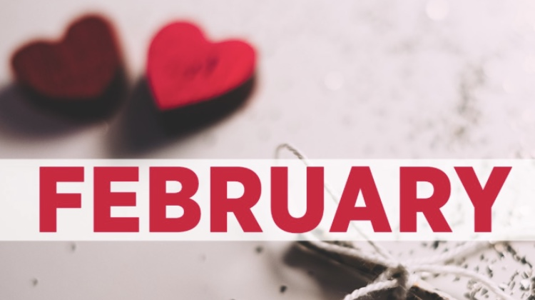 What's Up, February?