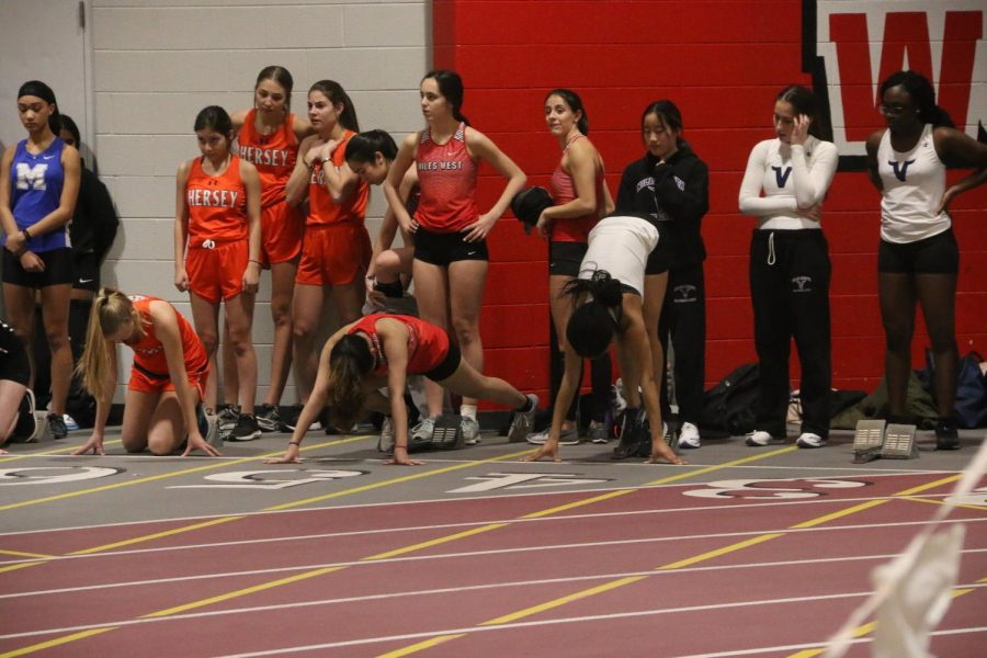 Varsity Girls Track and Field Meet