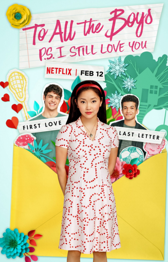 """Netflix's """"To All the Boys"""" Sequel A Cute and Simple Love Story"""