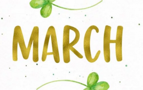 What's Up, March?
