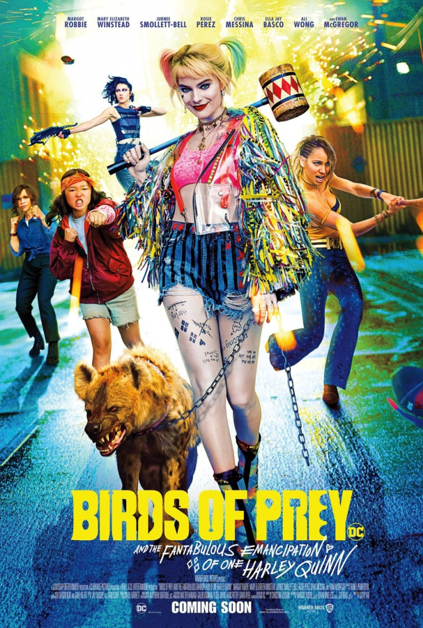 Birds of Prey: The Fantabulous Emancipation of One Harley Quinn: A Real Surprise to the Superhero Universe