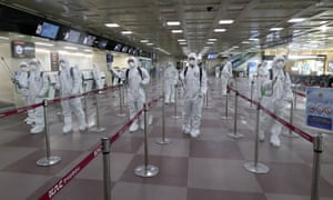 International Trips Canceled due to Coronavirus